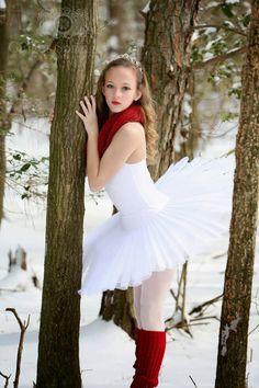 Snow Princess-Delaware Ballet Photography