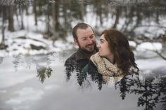 Almonte Engagement at the Mill of Kintail by Ottawa Wedding Photographer Joey Rudd Photography double exposure