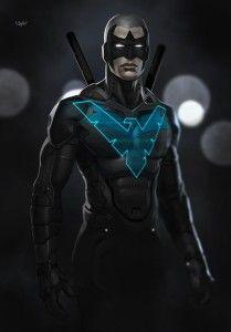 Marvelous Superhero Redesign Fan Art Examples (47)