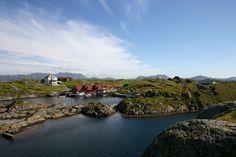 Gåsvær Ferie, Solund, Sogn og Fjordane, Norway
