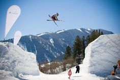 Grete Elliassen -  Eliassen has been a dominant force in the ski world as a fierce X games competitor, the winner of last years Red Bull Cold Rush Challenge. Eliassen even holds her own world record for the highest ski jump completed by a woman (soaring more than 31 feet is the air before landing).