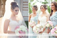 Weddings » Sunkissed and Made Up