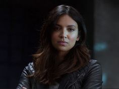 Performers Of The Month - May Winner: Outstanding Actress - Floriana Lima Floriana Lima, Maggie Sawyer, Chyler Leigh, Dc Characters, Black Canary, Badass Women, Face Claims, Pretty Little Liars, Beautiful Sunset