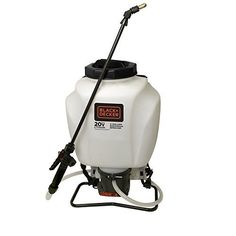 Chapin 63980 Black  Decker 4Gallon Wide Mouth Battery Sprayer Backpack 20volt by Chapin International Inc * Click image to review more details.