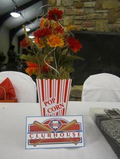 Wedding Head Table flowers