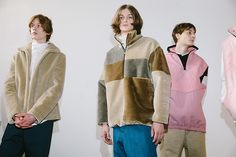 Patrik Ervell FW17 Backstage! - Fucking Young!