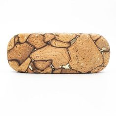 Cork hard case for glasses case block patterned glasses Vegan Wallet, Glasses Case, Pattern Blocks, Bow Ties, Card Wallet, Wallets For Women, Really Cool Stuff, Cork, Card Holder