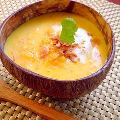 暑い日差しココナッツ好きにはたまらない冷製スープ yukaさんのだよと改めてチビ〜ズに出したら前回同様凄い勢いで美味しいねと冷製も温かいスープでも平らげました❗素敵美味しいレシピありがとうございます✨ - 111件のもぐもぐ - centralfields's Morrocan cold carrot soupyukaさんのモロッコ風冷製キャロットスープ by Ami