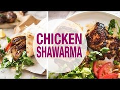 Chicken Shawarma (Middle Eastern) | RecipeTin Eats