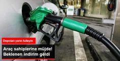 Devriye Haber : Müjde! Benzin ve Motorinde İndirim