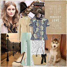 """""""Empty streets"""" by jolony ❤ liked on Polyvore"""