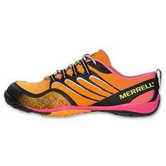 merrell barefoot running shoe.