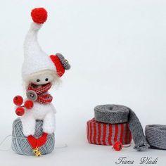 Автор фото @tianavladi - подписывайте свои фото тегом #weamiguru, лучшие попадут в нашу ленту! #amigurumi #crochet #knitting #cute #handmade #амигуруми #вязание #игрушки #интересное #ручнаяработа #рукоделие