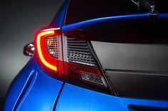 Honda Civic Facelift (MJ 2015): Autosalon Paris 2014