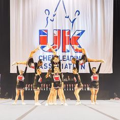 Winter Champs Throwback!  #ThrowbackThursday #tbt #throwback #ukca #ukcheerleading #cheeruk #ukcheer #cheerleader #cheerleading #cheerspirit #cheersquad #cheerlife #cheerfamily