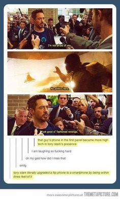 "22 Pictures That Only Fans Of ""The Avengers"" Will Find Funny"