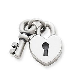 James Avery My Heart is Yours Charm