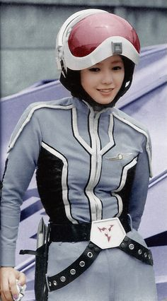 Yuriko HISHIMI as Anne ひし美ゆり子 ウルトラセブン(1968年、東映 / 円谷プロ) - 友里アンヌ隊員