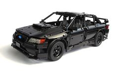 Outstanding LEGO Subaru WRX STi
