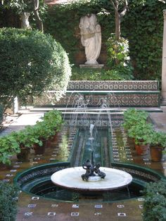 Sorolla's Garden, Madrid