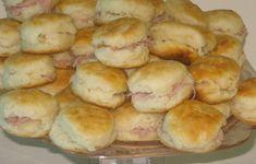 Ham Tea Biscuits With Blackberry Mustard Or Lemon Herb Butter Recipe - Food.com: Food.com