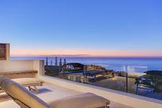 Villa Olivier - Master bedroom patio view - Nox Rentals