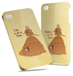 Inspired by my love of Disney, and Disney Princesses, this case features Belle from Beauty And The Beast in an illustration based on the ballroom scene, with your choice of text:  1. Tale as old as Time 2. Beauty and the Beast 3. Belle 4. Custom text - add...
