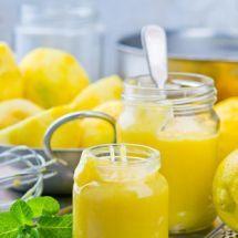 Le Lemon Curd, une petite merveille pour les amoureux de desserts citronnés !  #lemoncurd #citron #dessert #printemps