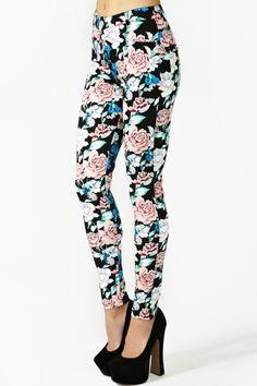 Jordan Skinny Jeans - Rose