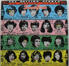 1978 ROLLING STONES Some Girls