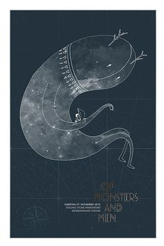 GigPosters.com - Of Monsters And Men