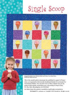 project linus quilt patterns | ... to make a secondary pattern on ... : project linus quilt patterns - Adamdwight.com