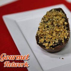 Ovo de colher de Cake Pop  que delícia  (link na bio) #gourmetnetwork #ovodepascoa #ovodecolher