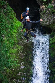 """This is what Antoine said about the AMAZING canyoning tour: """"Truly amazing experience in Bled💪 We did the """"amazing canyoning"""" tour with Altitude Activities. It was a wonderful experience. The tour was perfect for the first time with a wide range of different jumps, rappelling, bridge crossing..."""" THANK YOU FOR YOUR SUPPORT!🤙 #canyoning #activeholidays #adventure What Activities, Adventure Holiday, Rappelling, Ice Climbing, Skydiving, Extreme Sports, Day Tours, Slovenia, Rafting"""