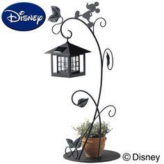 Mickey Mouse LED Garden Solar Light