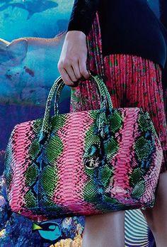 Dior Python Bag