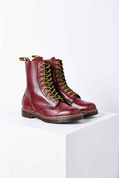 Dr. Martens Austin 10-Eye Boot - Urban Outfitters