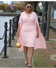 Stepping into Friday 👣👣👣( insert boogey dance here). There a few sizes left in this peach dress. Please send message if interested. Vestidos Plus Size, Plus Size Dresses, Plus Size Outfits, Plus Size Fashion For Women, Plus Size Women, Plus Fashion, Womens Fashion, Ladies Fashion, Xl Mode