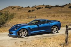 2015 Corvette Z06 - the best one to date.