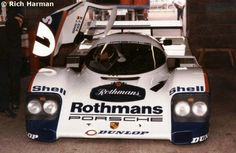 1 - Porsche 962 C #002 - Rothmans Porsche Silverstone 1000 Kilometres Jacky Ickx (B)/Jochen Mass (D)