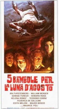 El señor de los bloguiños: Cinco muñecas para la luna de Agosto (1970) de Mar...