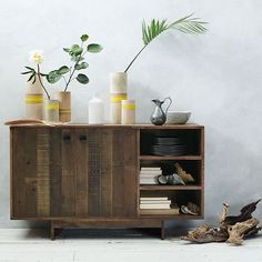 Emmerson Reclaimed Wood Buffet | West Elm
