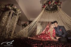 Wedding room decoration: Here we have the top most romantic wedding night decoration ideas to make the couple& first night a memorable affair.