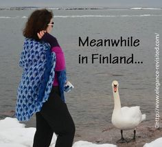 My co-star was a bit cranky. Meanwhile In Finland, Star, Travel, Life, Clothes, Voyage, Outfit, Clothing, Kleding