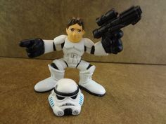 Han Solo Stormtrooper Disguise 2006