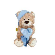 Animal Adventure Toys R Us Plush Sleepy Bears - Blue