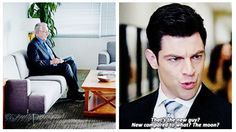 Schmidt and old people
