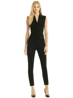 Viktor & Rolf Top Hat Jumpsuit, Rental $250, Rent the Runway   - Seventeen.com