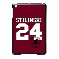 Teen Wolf Stilinski Lacrosse Jersey iPad Mini Case