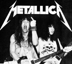 ~James Hetfield/Kirk Hammett~